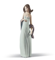 Ingenue Woman Figurine