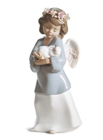 Heavenly Love Angel Figurine