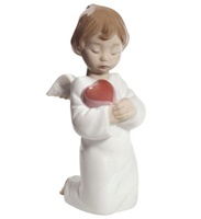 Angelic Love Figurine
