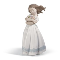 Tender Innocence Girl Figurine