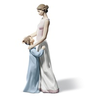 Someone to Look up to Mother Figurine