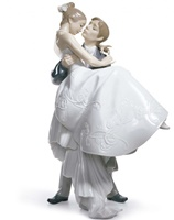 The Happiest Day Couple Figurine