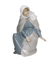 Virgin Mary Figurine