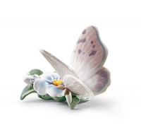 Refreshing Pause Butterfly Figurine
