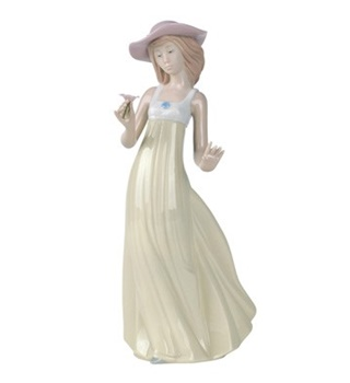Gentle Breeze Figurine
