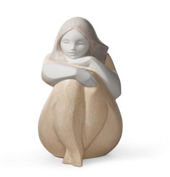 Sun Girl Figurine