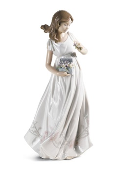 Treasures of The Earth Woman Figurine