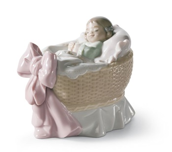 A New Treasure Girl Figurine