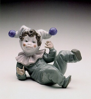 Jangles Figurine