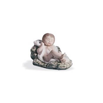 Baby Jesus Figurine