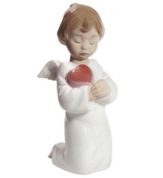 Angelic Love Figurine