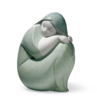 Moon Girl Figurine