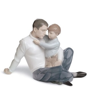 To Love and Protect Figurine