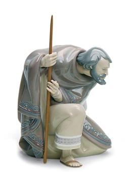 Saint Joseph Nativity Figurine
