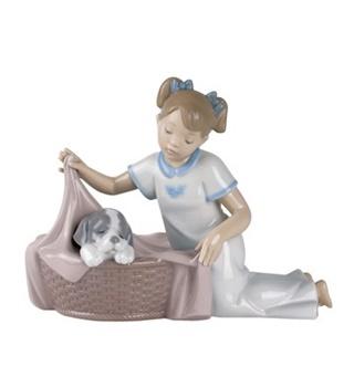 It's Time to Sleep Figurine