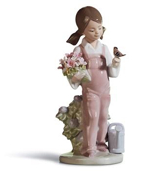 Spring Figurine