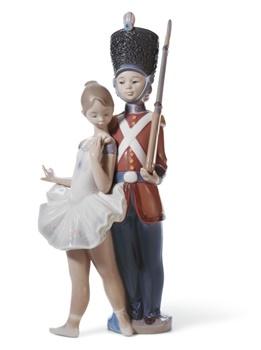 Little Tin Soldier Figurine
