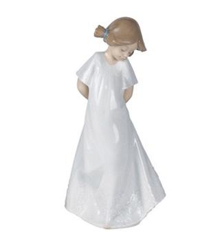So Shy Figurine