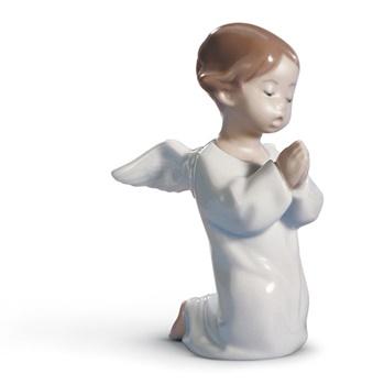 Angel Praying Figurine
