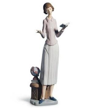 Today's Lesson Figurine