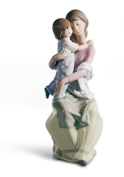 A Mother's Love Figurine