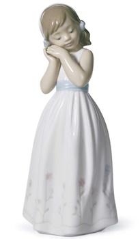 My Sweet Princess Girl Figurine