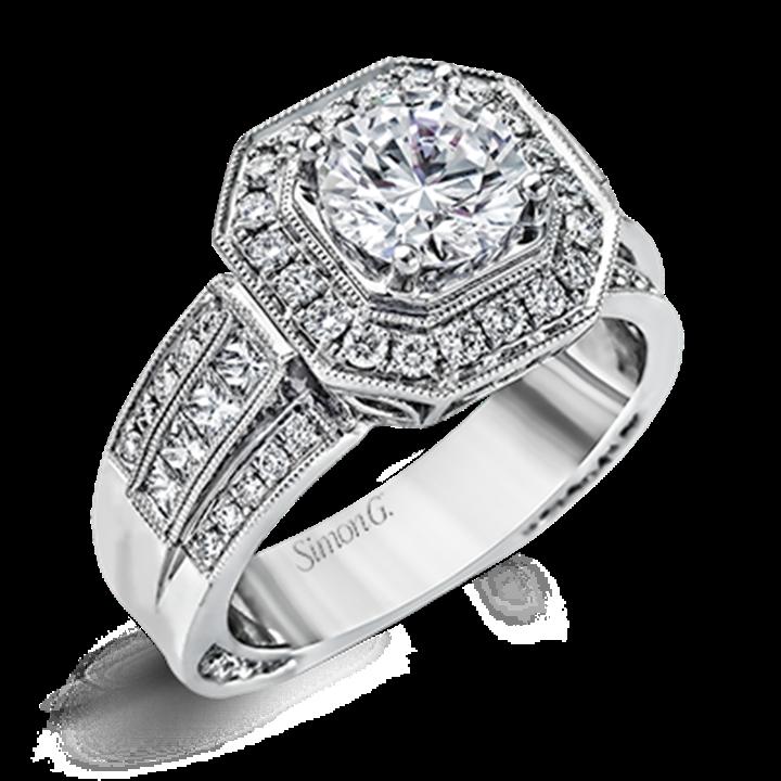 NR109 Engagement Ring