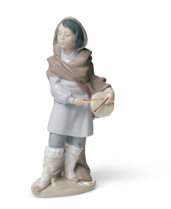 Drummer Boy Nativity Figurine