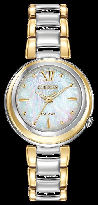 Citizen L Sunrise EM0337-56D