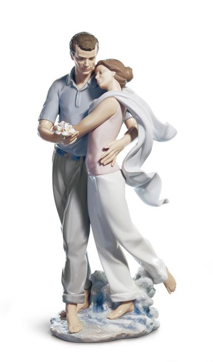 You're Everything to Me Couple Figurine