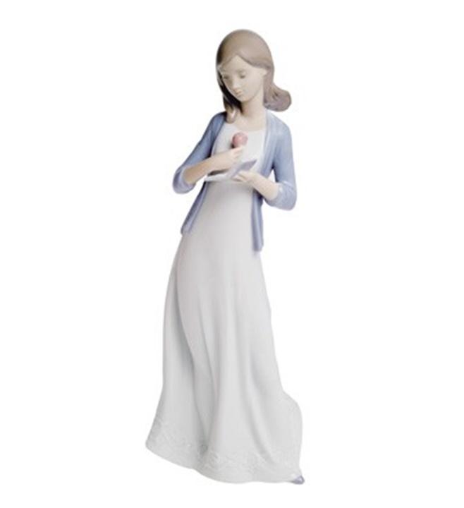 Poems of Love Figurine