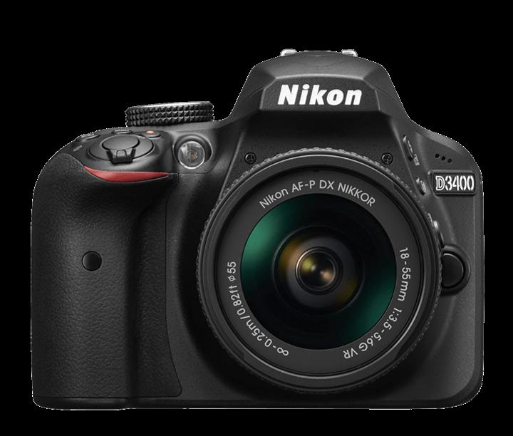 Nikon D3400 DSLR