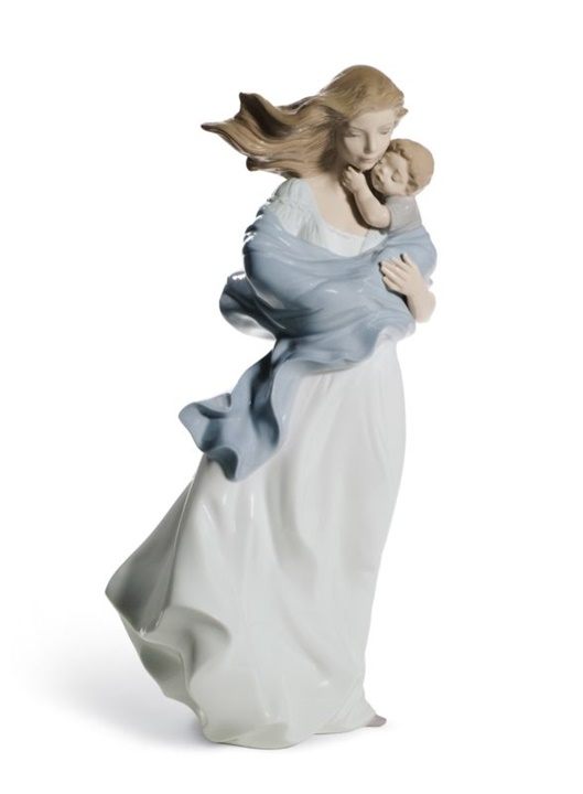 Loving Touch Mother Figurine