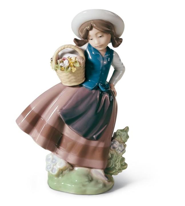 Sweet Scent Girl Figurine