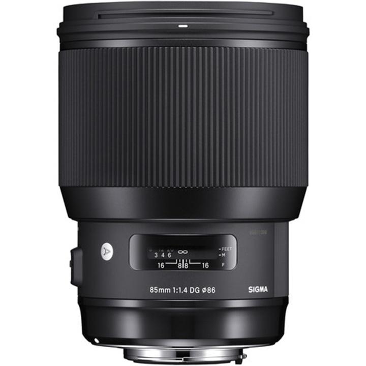 Sigma 85mm f/1.4 DG HSM   A