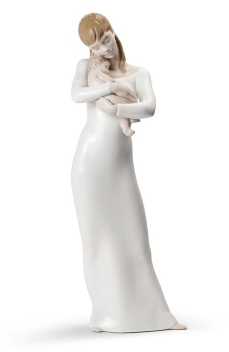 Goodnight My Angel Mother Figurine