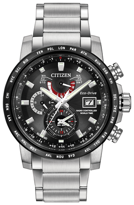 World Time A-T AT9071-58E