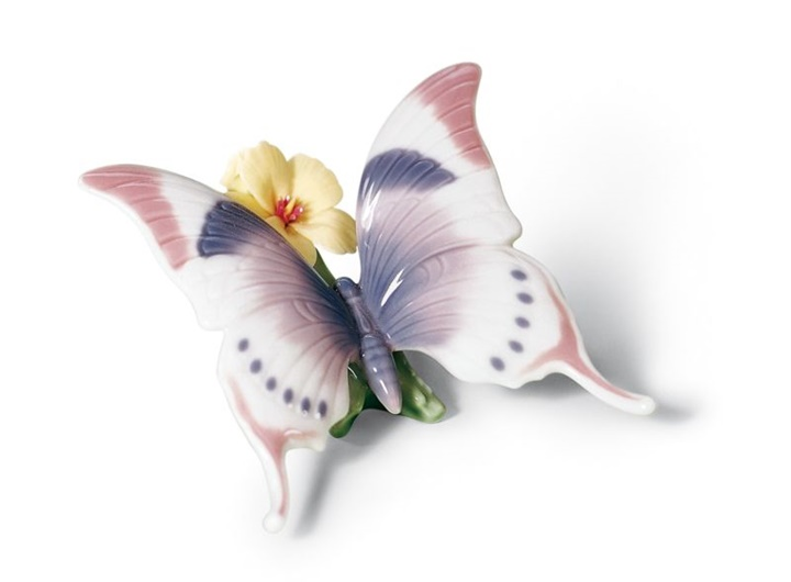 A Moment's Rest Butterfly Figurine