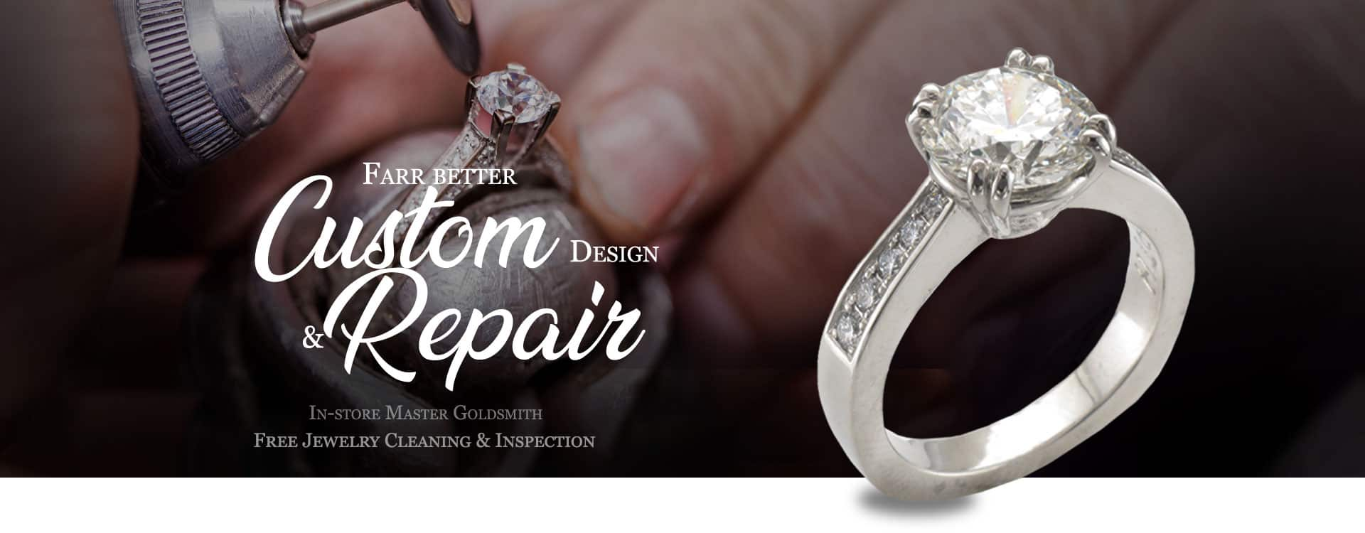custom jewelry repair